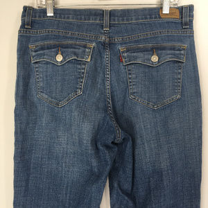 Levis 16 Jeans 512 Perfectly Slimming Bootcut